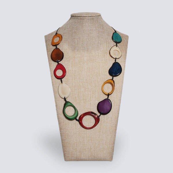 Collana Orbita multicolor