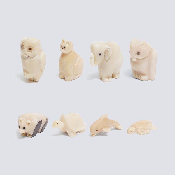Animaletti piccoli vari soggetti