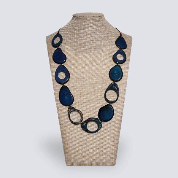 Collana Orbita blu